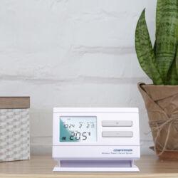 Q7RF bežični programabilni sobni termostat sa prijemnom jedinicom