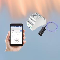 B300 - Wi-Fi termostat sa žičanim osjetnikom temperature